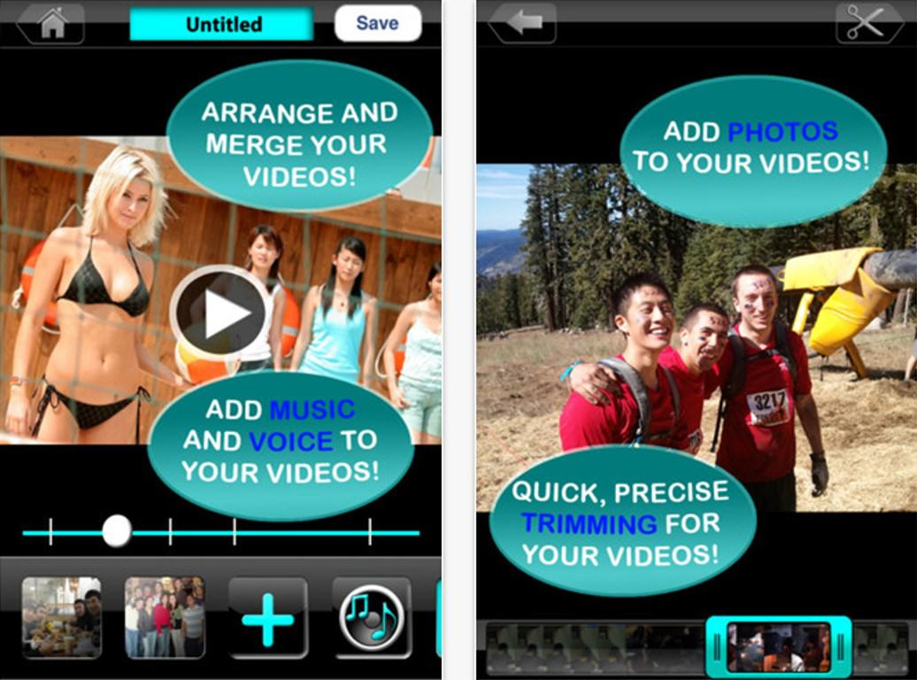 Video free editor