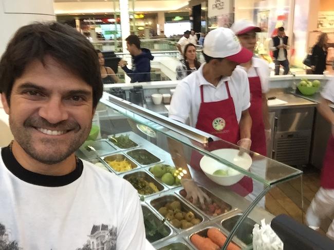 Mi visita a Genesis Juices en el centro comercial El Tesoro, Medellín (Col).