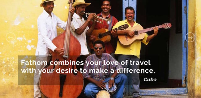 Fathom Cuba