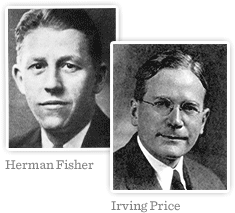 Herman Fisher e Irving Price