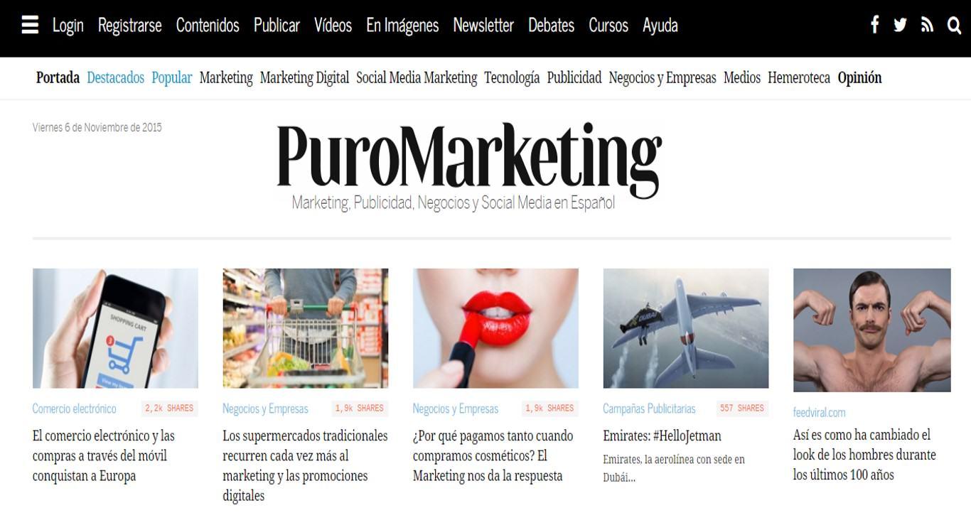 Puromarketing