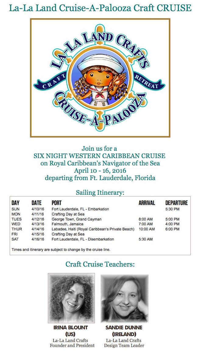 Craft Cruise