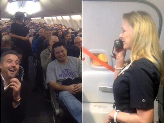 Humor de Southwest Airlines