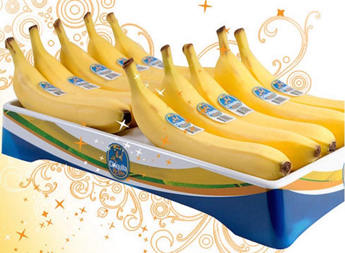 Chiquita To Go display