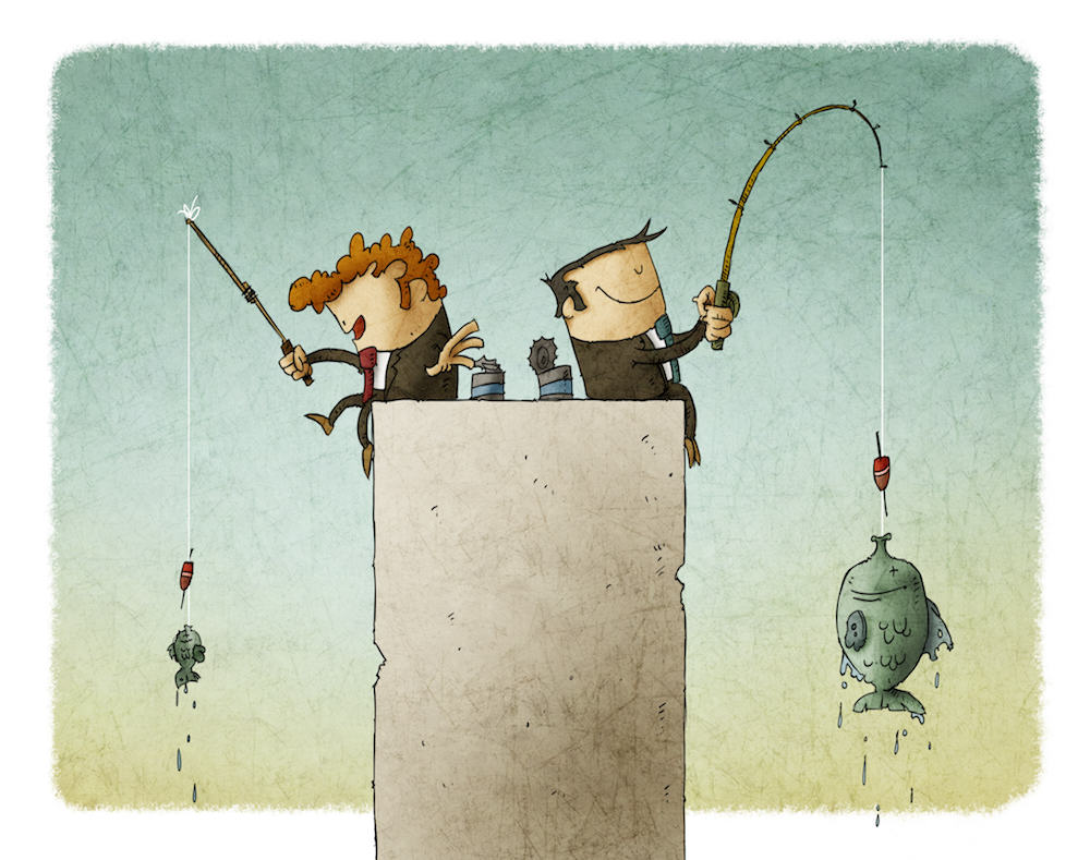 Confronte beneficios y encuentre diferenciales