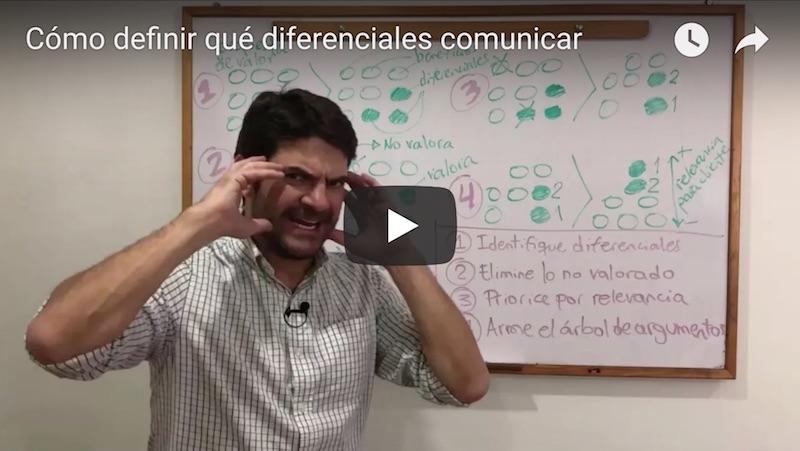 Como definir que diferenciales comunicar video