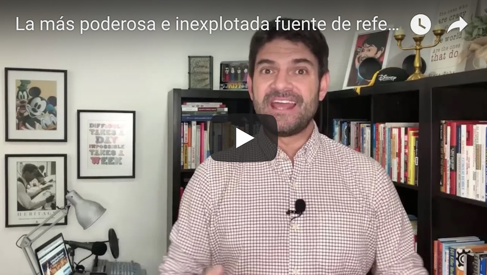 La mas poderosa fuente de referidos video