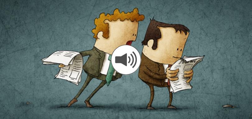 Relaciones publicas audio