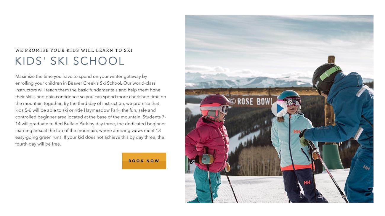 Garantia clases de esqui v2