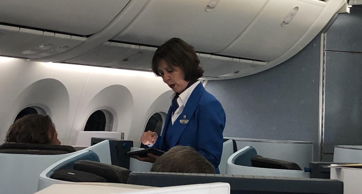 KLM rapport