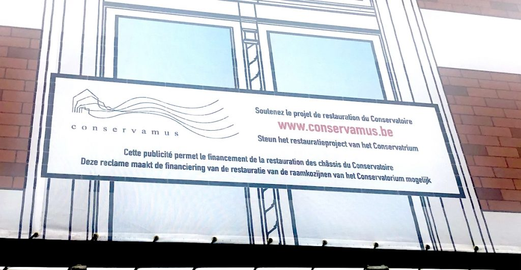 Conservamus proyecto de restauracion
