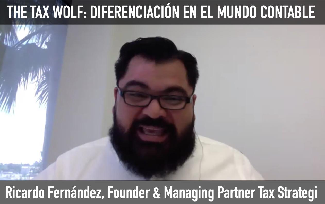 Ricardo Fernandez The Tax Wolf