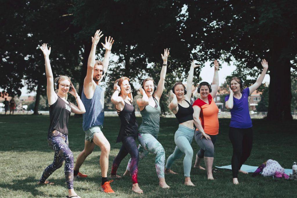 Yoga en cualquier lugar