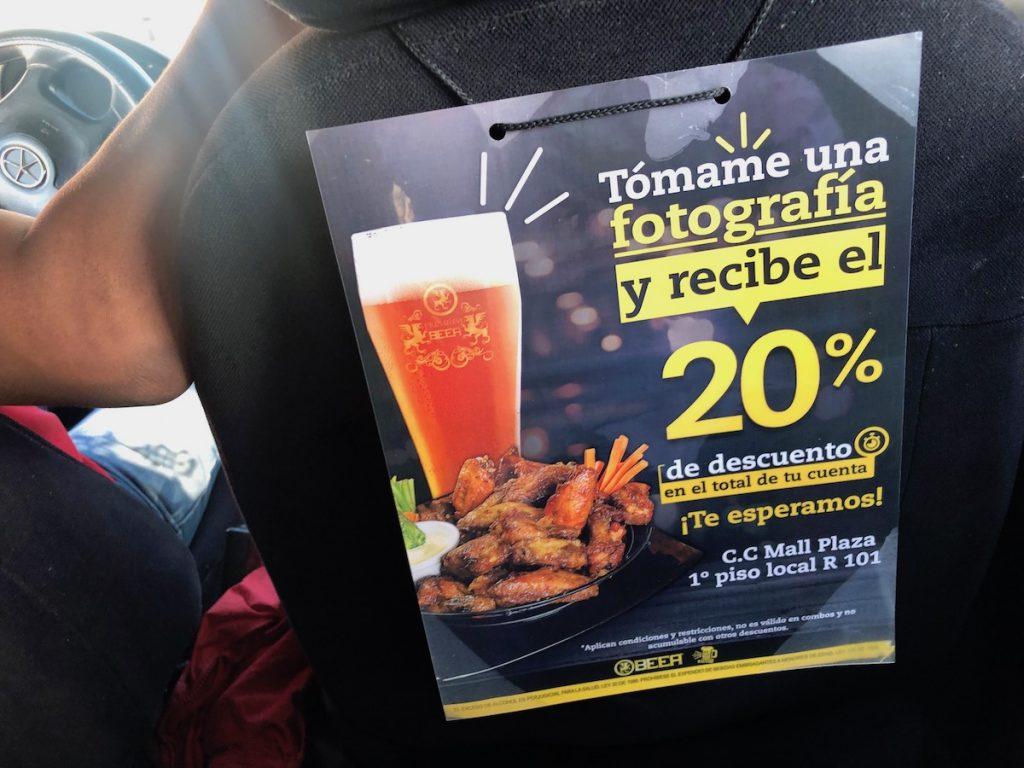 Alianza Restaurante Beer y Taxis en Cartagena