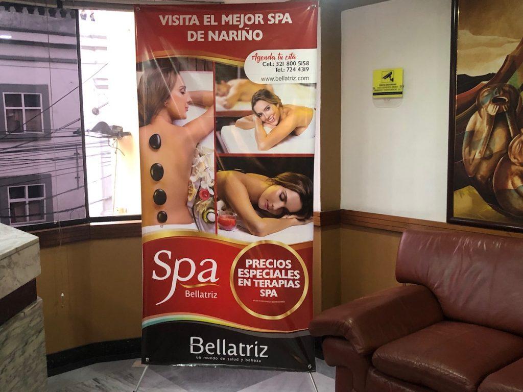 Hotel Don Saul imagen promocional Bellatriz