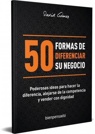 eBook 50 formas de diferenciar su negocio