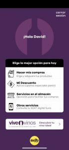app Exito Paso 1