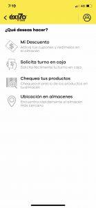 app Exito Paso 2