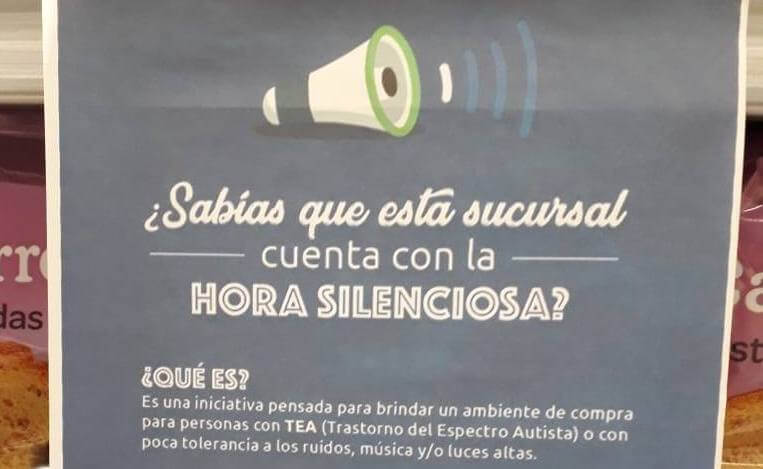 Sucursal Carrefour horario silencioso featured