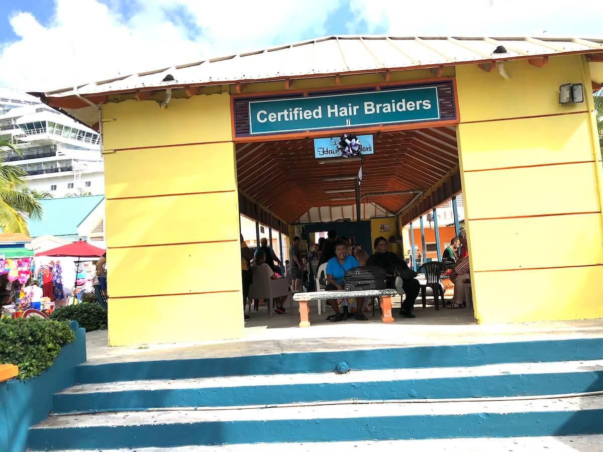 Certified hair braiders