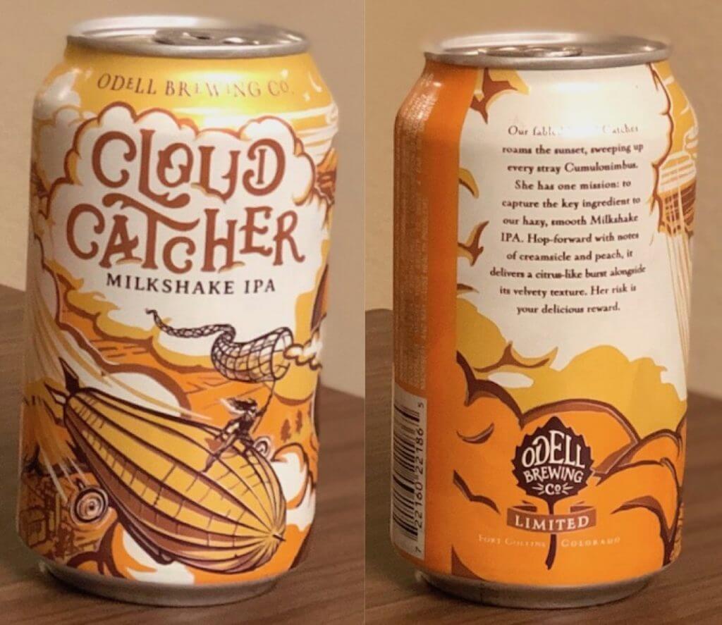Cloud catcher cerveza