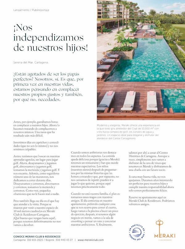 Proyecto inmobiliario storytelling