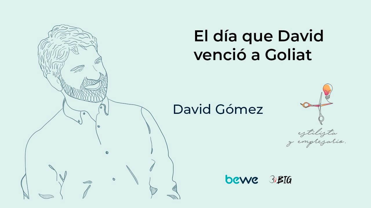 El dia que David vencio a Goliat (entrevista para Estilista y Empresario) v2