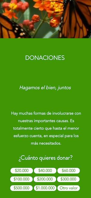 donaciones zoologico de cali