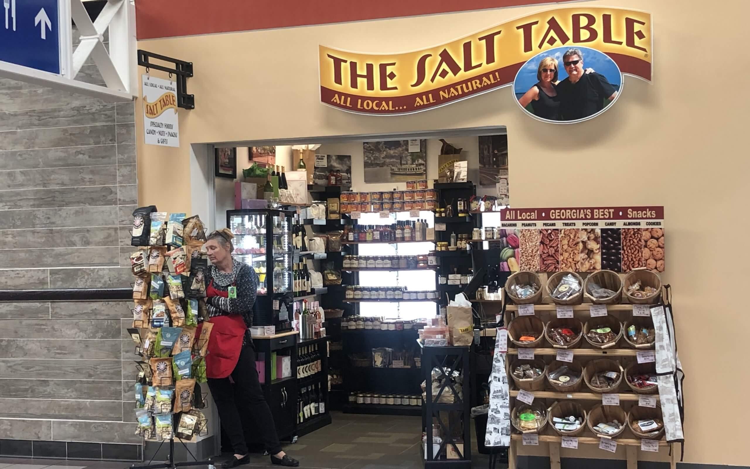 The Salt Table Savannah