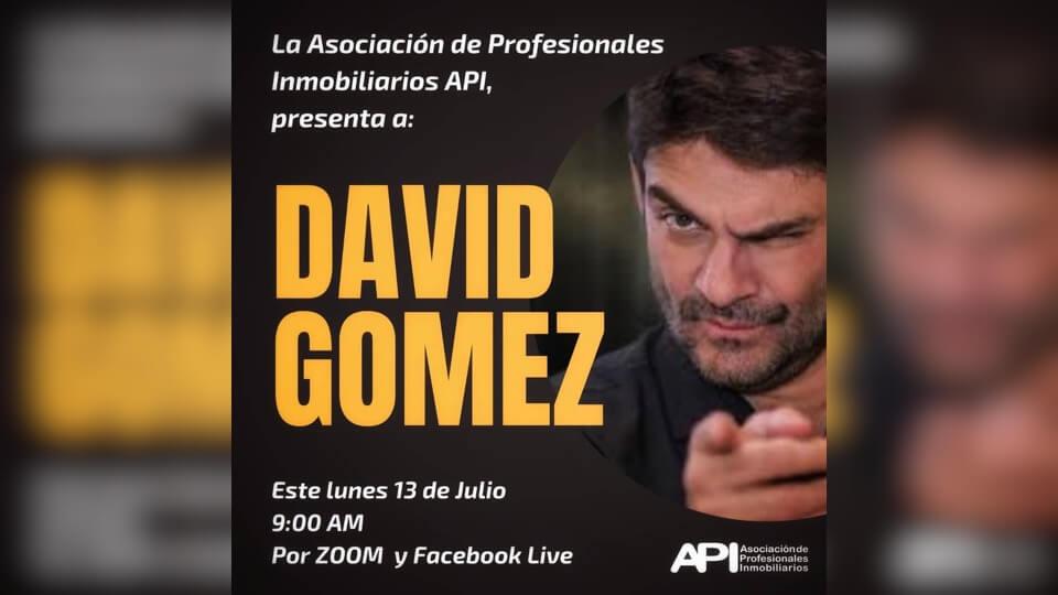 API entrevista David Gomez