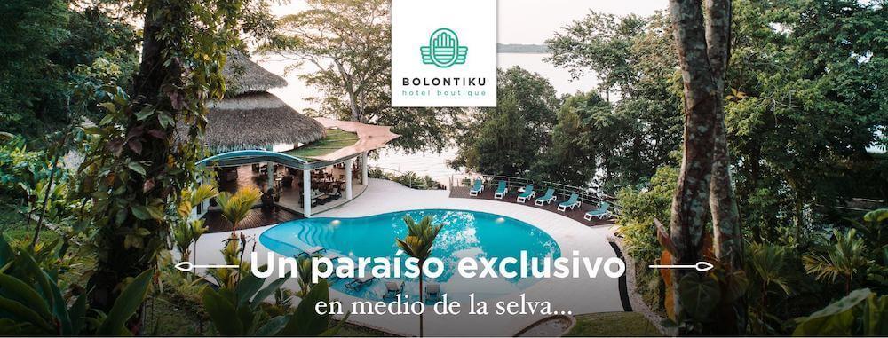 Hotel Bolontiku Peten Guatemala
