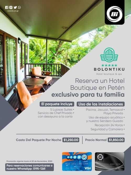 Bolontiku + Banco Industria