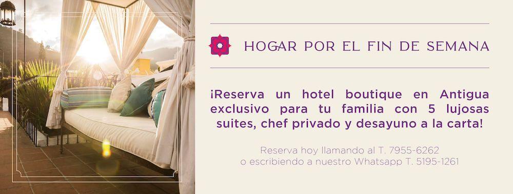 Hotel Los Pasos Guatemala