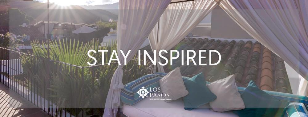 Hotel Los Pasos Antigua Guatemala