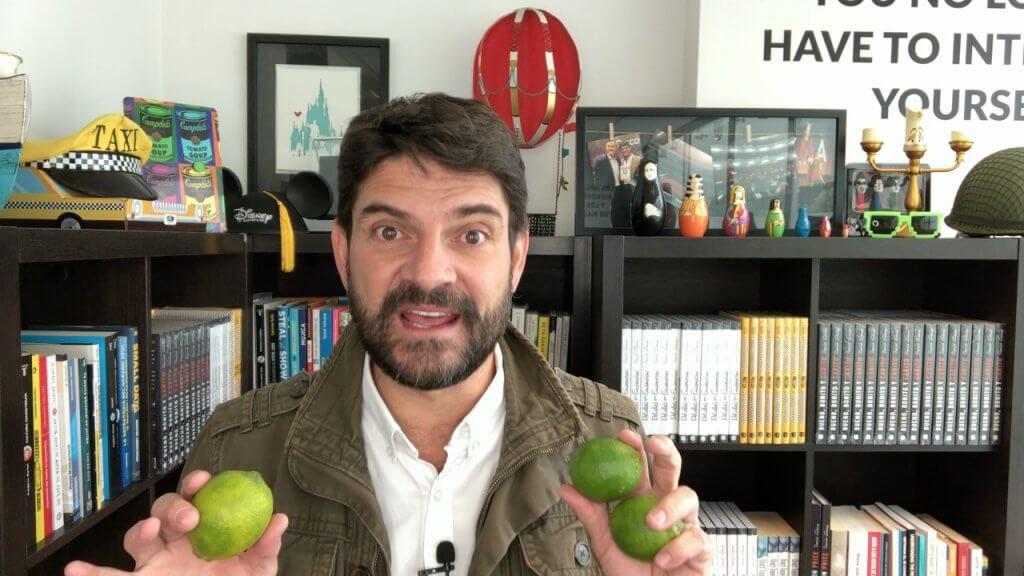 Si la vida te da limones - Rediseño de la estrategia de negocio