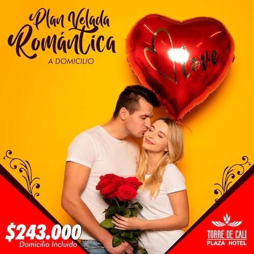 Torre de Cali Hotel Plan Velada Romantica