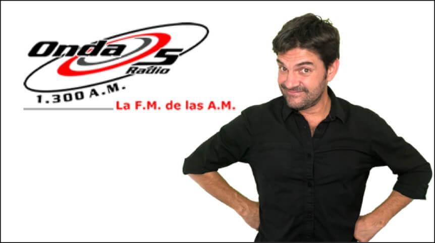 Entrevista Onda 5 Bucaramanga