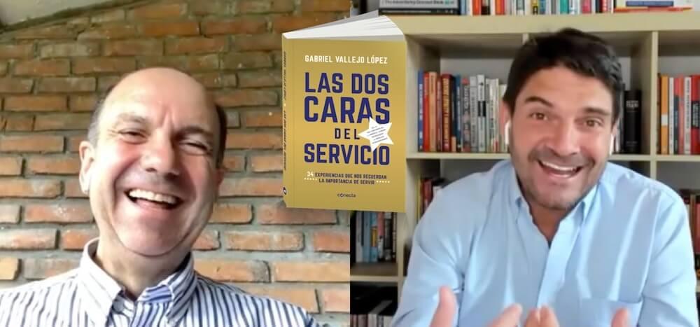 Las dos caras del servicio Gabriel Vallejo