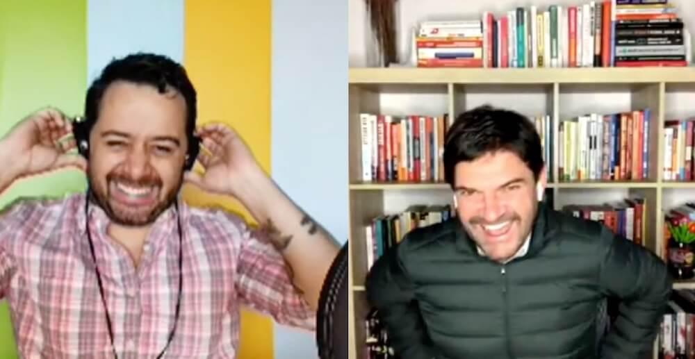 La plata siempre aparece entrevista MarinYoSoy
