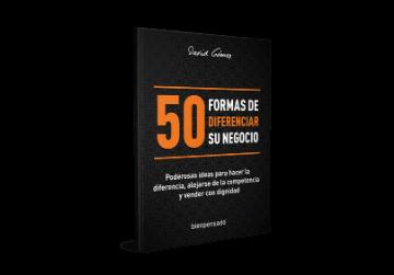 50 formas para diferenciarse