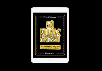 50 formas de diferenciarse como asesor