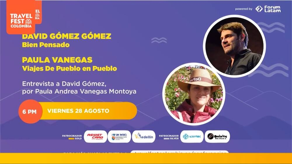 Travelfest Colombia