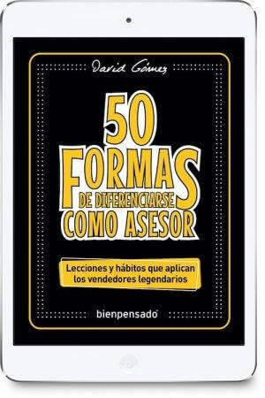 eBook 50 formas de diferenciarse como asesor