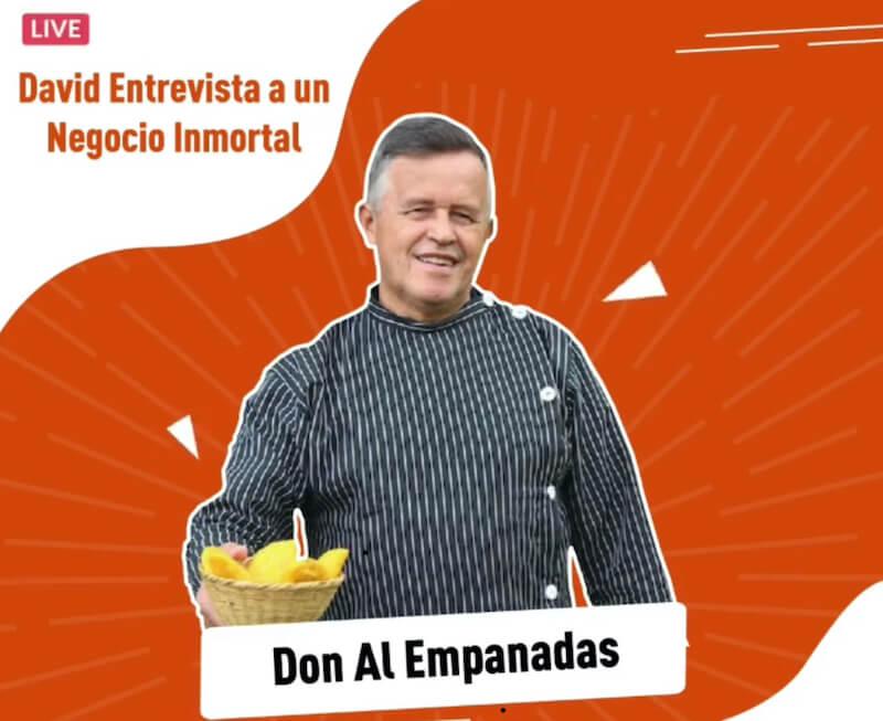 Don Al Empanadas entrevista
