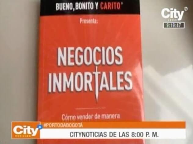 Negocios Inmortales City Noticias 8pm