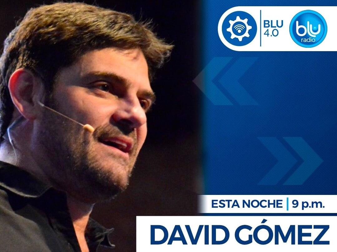 David Gomez Blu Radio