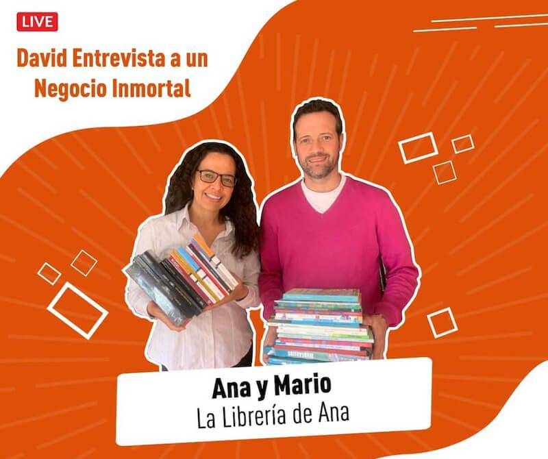 Libreria de Ana