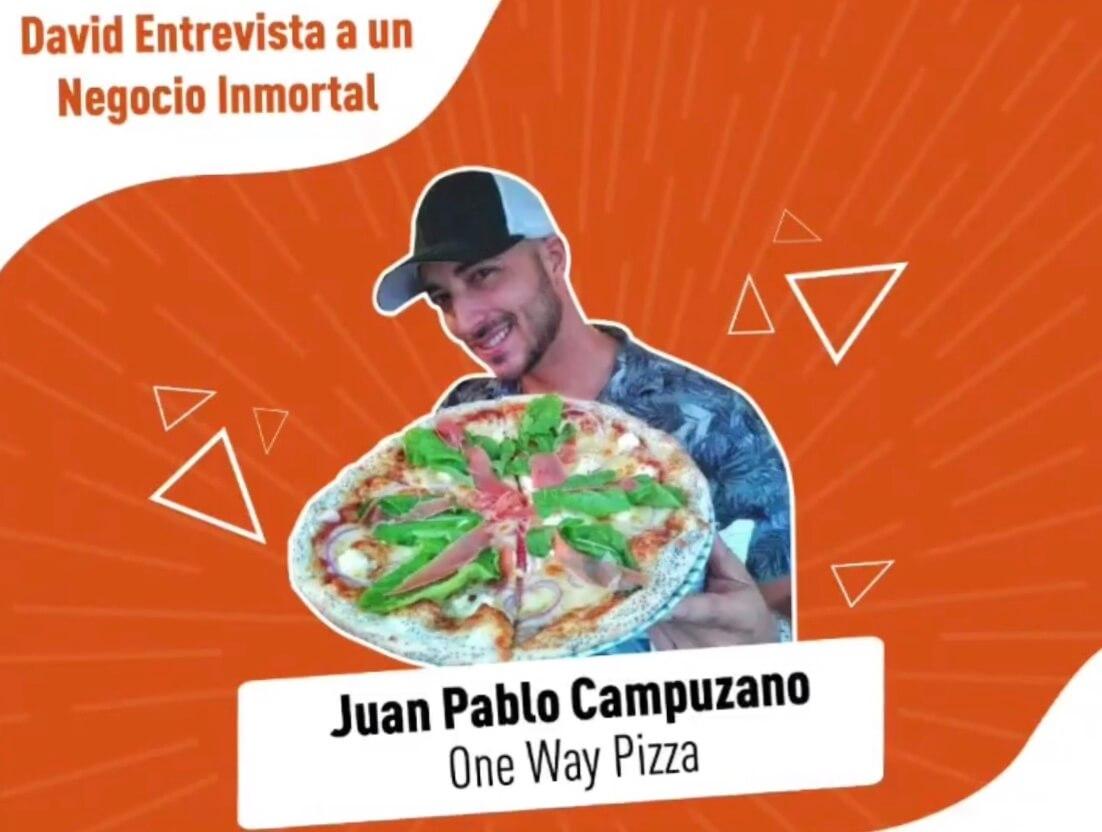One Way Pizza Un negocio inmortal