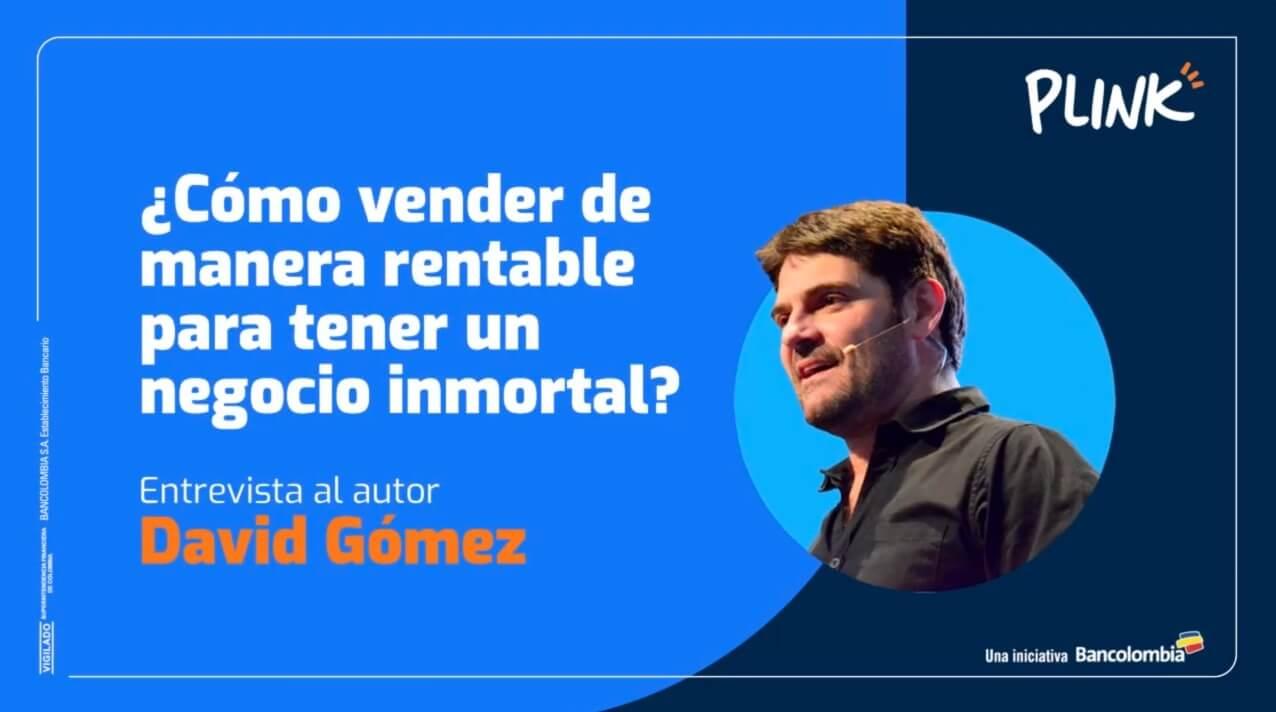Plink - David Gomez Negocios Inmortales