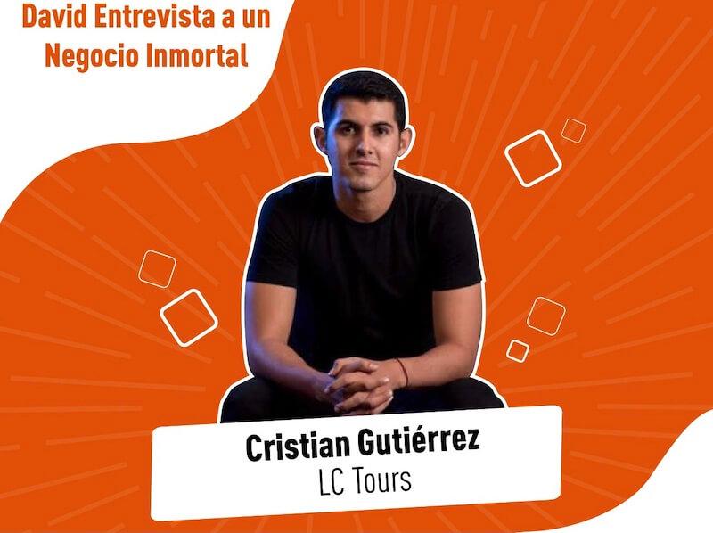 Cristian Gutierrez LC Tours